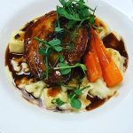 Pork Belly at Purchases classic winter warmer